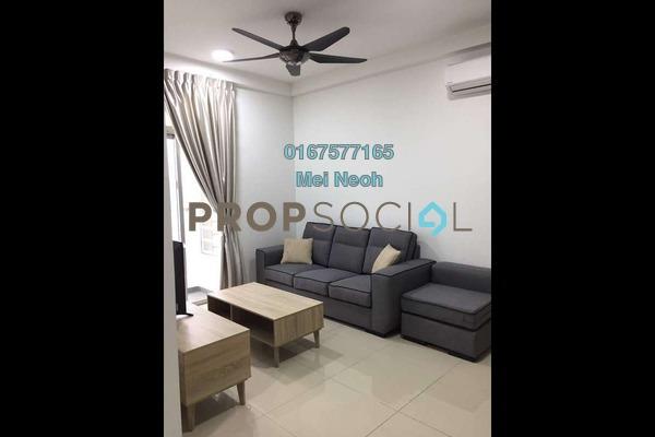 For Rent Serviced Residence at One Sentral, Iskandar Puteri (Nusajaya) Freehold Fully Furnished 3R/2B 2k