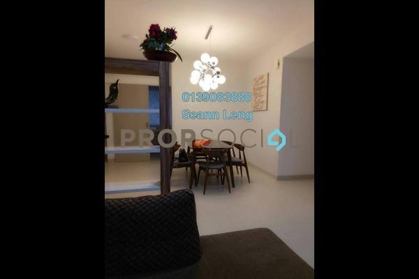 For Rent Condominium at AraGreens Residences, Ara Damansara Freehold Fully Furnished 2R/3B 2.8k