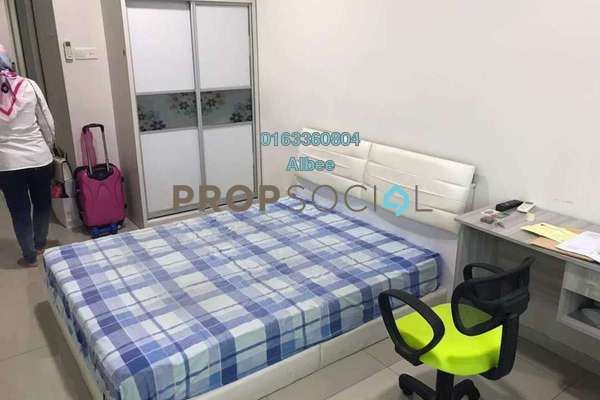 For Rent Condominium at Centrestage, Petaling Jaya Freehold Fully Furnished 0R/1B 1.4k