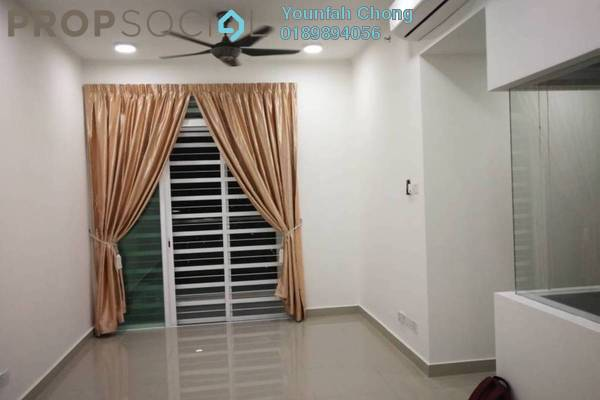 For Rent Condominium at Mutiara Ville, Cyberjaya Freehold Fully Furnished 3R/2B 1.6k