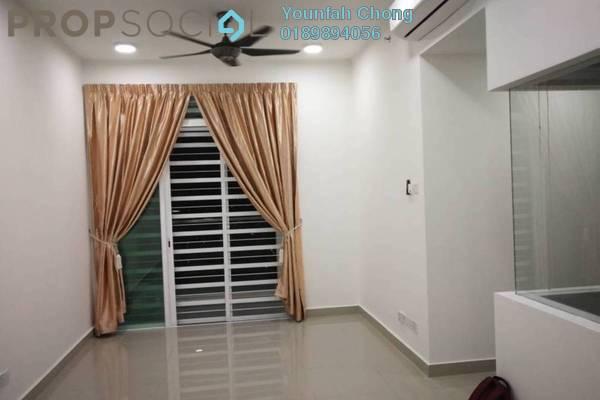 For Rent Condominium at Mutiara Ville, Cyberjaya Freehold Fully Furnished 3R/2B 1.6k