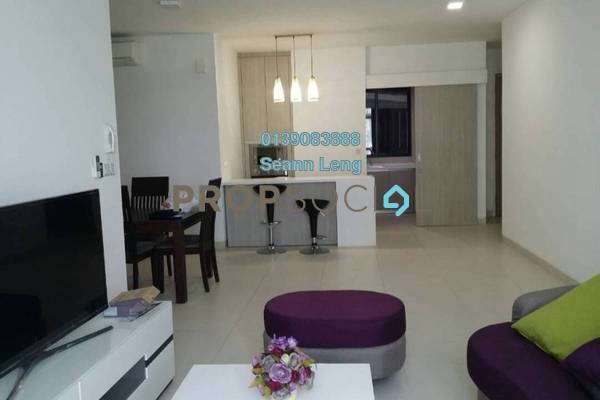 For Rent Condominium at AraGreens Residences, Ara Damansara Freehold Fully Furnished 3R/3B 3.2k