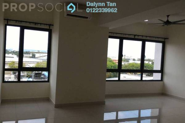 For Rent Condominium at Tropicana Metropark, Subang Jaya Freehold Semi Furnished 0R/1B 1k