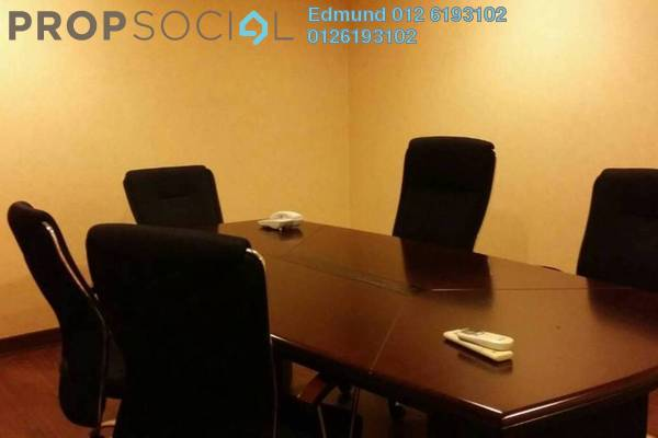 For Rent Office at Kelana Square, Kelana Jaya Freehold Fully Furnished 0R/0B 2.5k