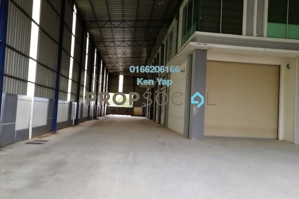 For Sale Factory at LEKAS 18, Semenyih Freehold Unfurnished 0R/4B 3m