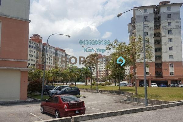 For Sale Condominium at Sri Hijau, Bandar Mahkota Cheras Freehold Unfurnished 3R/2B 255k