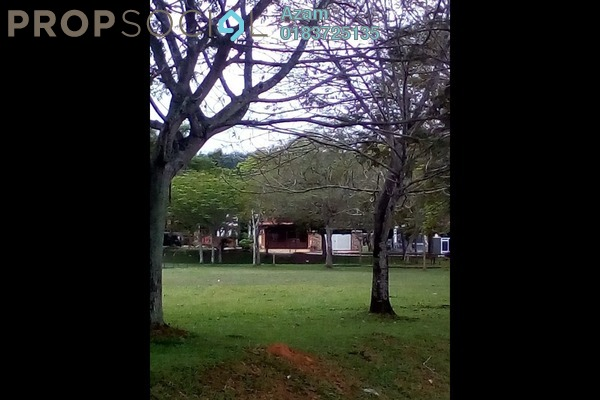 For Sale Terrace at Taman Anggerik, Bukit Beruntung Freehold Semi Furnished 4R/3B 330k