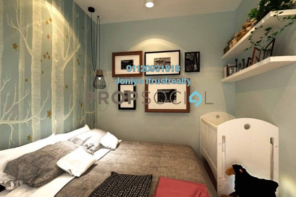 For Sale Condominium at Astoria, Ampang Hilir Leasehold Unfurnished 2R/2B 340k