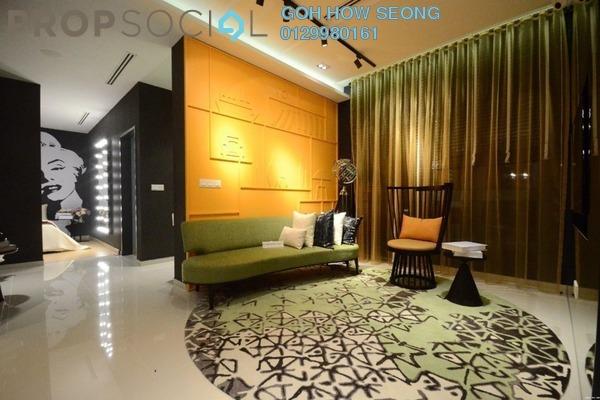 For Sale Condominium at M Centura, Sentul Freehold Unfurnished 3R/2B 458k