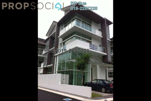 For Sale Bungalow at Palm Reserve, Damansara Jaya Leasehold Unfurnished 5R/7B 3m