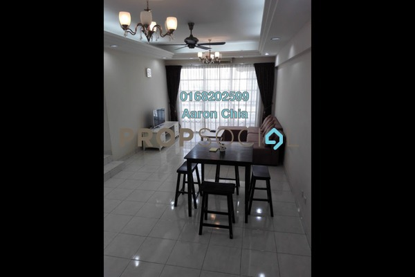 For Rent Condominium at Sterling, Kelana Jaya Freehold Fully Furnished 3R/2B 2.65k