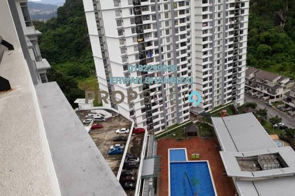 For Sale Condominium at Taman Raintree, Batu Caves Freehold Semi Furnished 3R/2B 380k