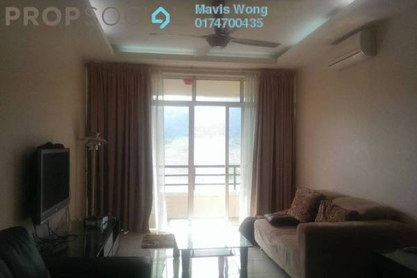 For Sale Condominium at Regency Heights, Sungai Ara Leasehold Semi Furnished 3R/2B 600k