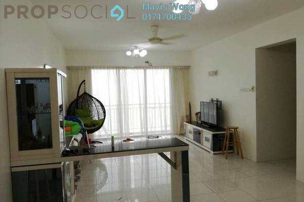 For Rent Condominium at Summer Place, Jelutong Freehold Semi Furnished 4R/3B 2.4k