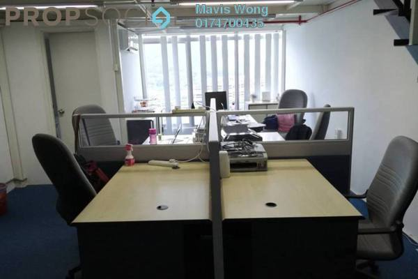 For Rent Office at Suntech, Bayan Baru Freehold Semi Furnished 0R/0B 1.8k