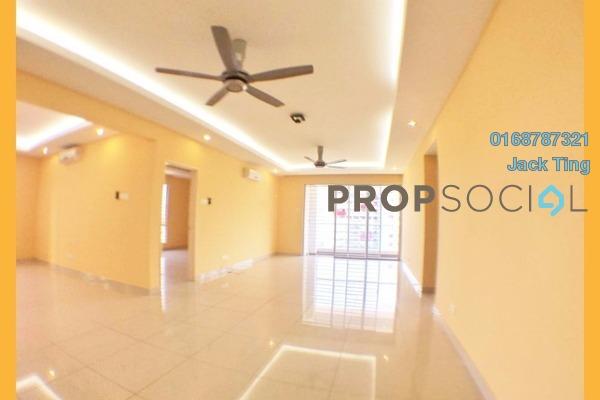 For Rent Condominium at Platinum Hill PV2, Setapak Freehold Semi Furnished 3R/2B 2.1k