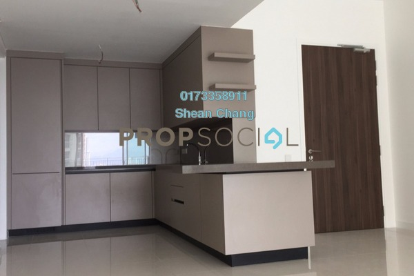 For Rent Condominium at Residensi 22, Mont Kiara Freehold Semi Furnished 3R/4B 6.5k