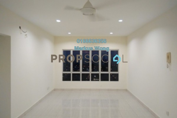 For Rent Condominium at Green Avenue, Bukit Jalil Freehold Semi Furnished 4R/2B 1.4k