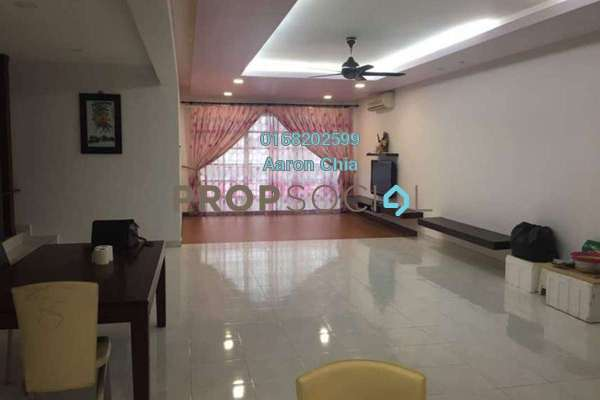 For Rent Condominium at Sterling, Kelana Jaya Freehold Fully Furnished 4R/3B 2.8k