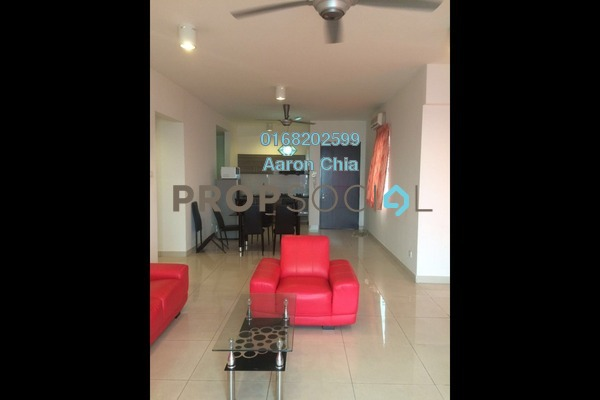 For Rent Condominium at Zenith Residences, Kelana Jaya Freehold Fully Furnished 3R/2B 2.35k