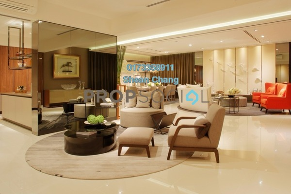For Sale Condominium at Residensi 22, Mont Kiara Freehold Semi Furnished 4R/5B 2.45m