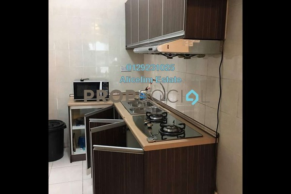 For Rent Condominium at Casa Tiara, Subang Jaya Freehold Fully Furnished 3R/2B 2.1k