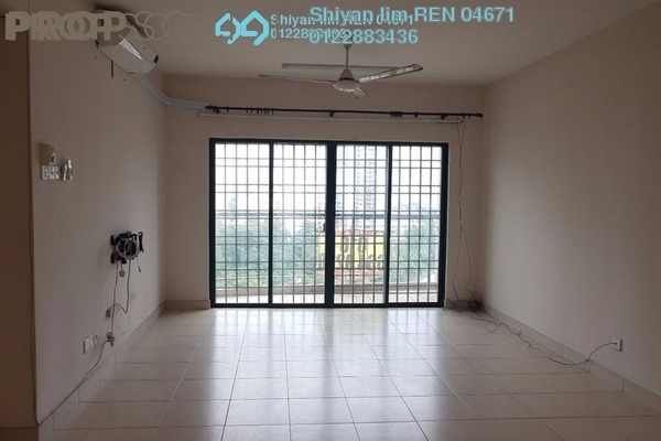 For Sale Condominium at Changkat View, Dutamas Freehold Semi Furnished 3R/2B 550k