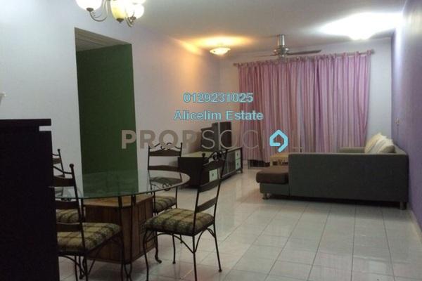 For Rent Condominium at Puncak Seri Kelana, Ara Damansara Freehold Fully Furnished 3R/2B 1.8k