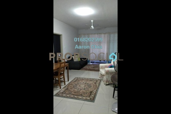 For Rent Serviced Residence at Pacific Place, Ara Damansara Freehold Fully Furnished 2R/2B 1.9k