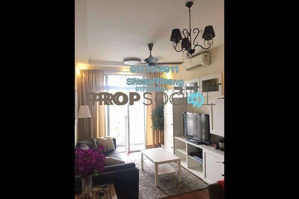 For Sale Condominium at Perdana View, Damansara Perdana Freehold Semi Furnished 3R/2B 480k