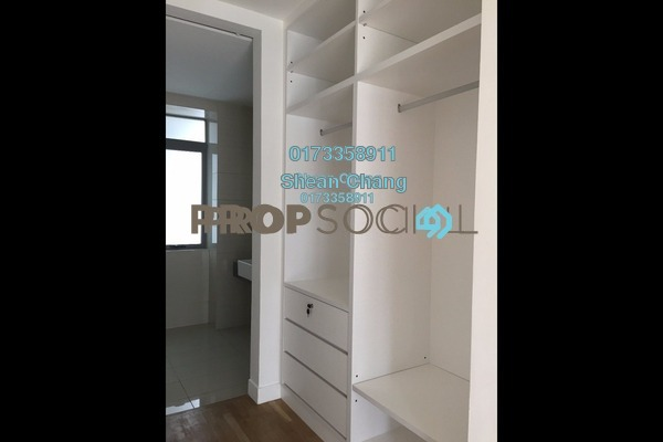 For Rent Condominium at Reflection Residences, Mutiara Damansara Freehold Semi Furnished 3R/2B 3.3k