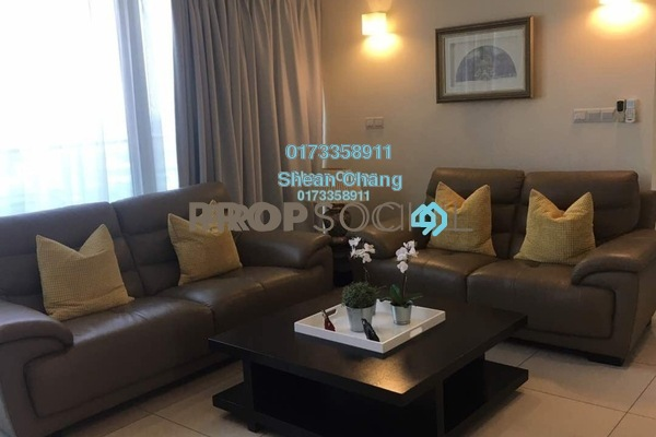 For Rent Condominium at Surian Residences, Mutiara Damansara Freehold Fully Furnished 3R/3B 4k
