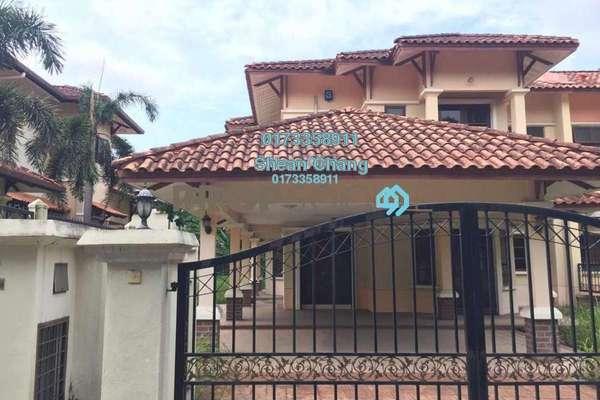 For Sale Semi-Detached at Mutiara Homes, Mutiara Damansara Freehold Semi Furnished 4R/4B 4m