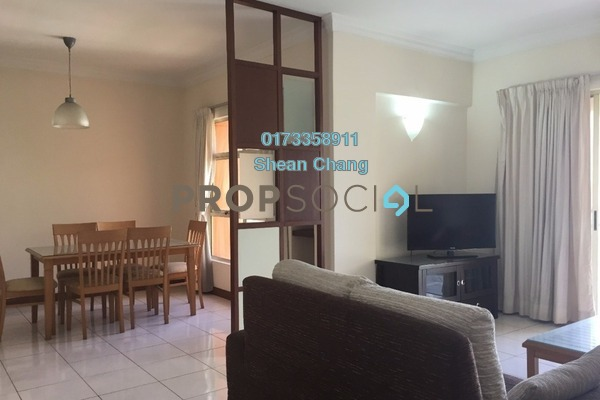 For Sale Condominium at Almaspuri, Mont Kiara Freehold Fully Furnished 4R/3B 980k