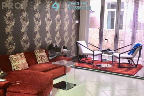For Sale Bungalow at Flora Murni, Mont Kiara Freehold Semi Furnished 6R/6B 8.8m
