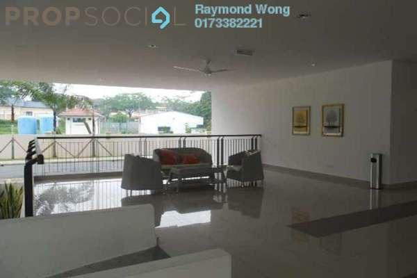 For Rent Condominium at Vistaria Residensi, Cheras Freehold Semi Furnished 3R/2B 1.8k