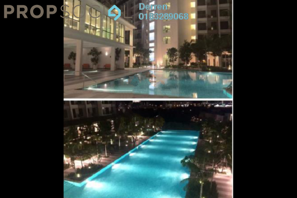 For Rent Condominium at CyberSquare, Cyberjaya Freehold Fully Furnished 1R/1B 1.1k