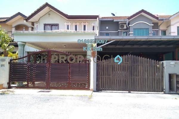 For Sale Link at Taman Damai Impian 2, Bandar Damai Perdana Freehold Semi Furnished 4R/3B 730k