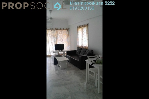 For Rent Condominium at Meadow Park 2, Old Klang Road Freehold Fully Furnished 2R/2B 1.3k