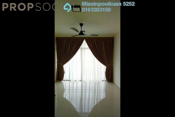 For Rent Serviced Residence at Southbank Residence, Old Klang Road Freehold Semi Furnished 3R/2B 1.75k