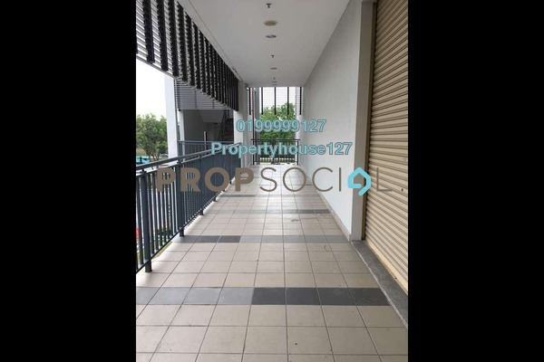 For Rent Shop at De Centrum City, Kajang Freehold Unfurnished 0R/2B 3.5k