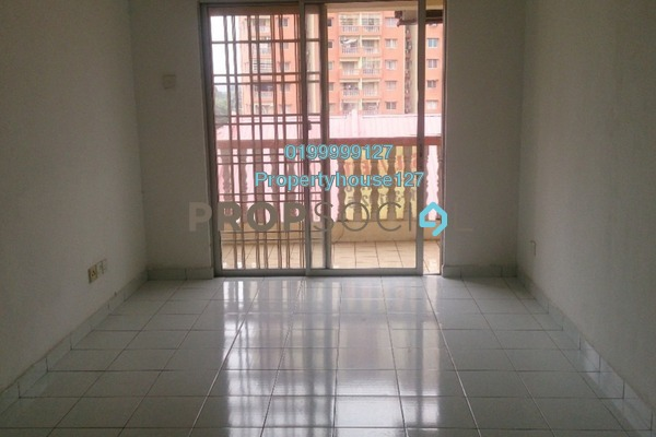 For Rent Apartment at Sri Dahlia Apartment, Kajang Freehold Semi Furnished 3R/2B 850translationmissing:en.pricing.unit