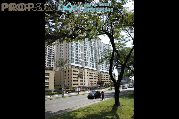 For Sale Serviced Residence at Casa Tiara, Subang Jaya Freehold Fully Furnished 3R/1B 468k
