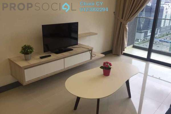 For Rent Serviced Residence at South View, Bangsar South Freehold Fully Furnished 1R/1B 2.4k