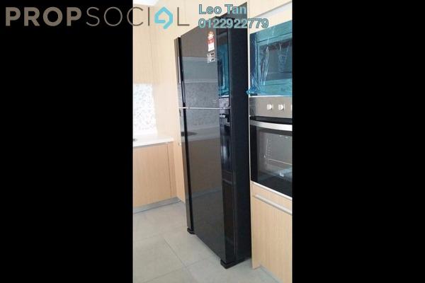 For Rent Condominium at Villa Orkid, Segambut Freehold Semi Furnished 4R/3B 2.8k