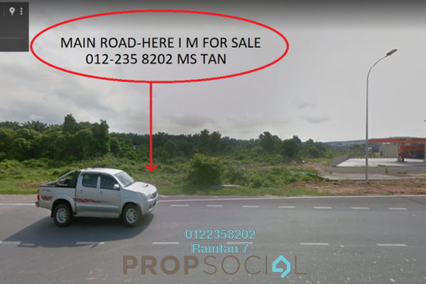 For Sale Land at Kampung Kuala Lukut, Port Dickson Freehold Unfurnished 0R/0B 4.2m
