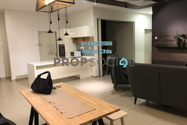 For Rent Serviced Residence at Verde, Ara Damansara Freehold Fully Furnished 3R/2B 3.4k