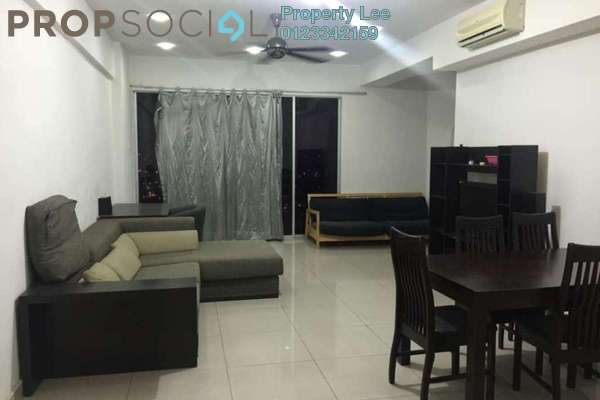 For Rent Condominium at Villa Wangsamas, Wangsa Maju Freehold Fully Furnished 3R/3B 1.8k