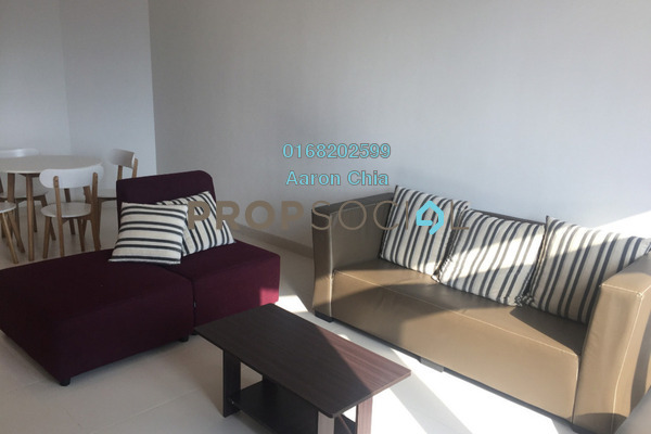 For Rent Condominium at AraGreens Residences, Ara Damansara Freehold Fully Furnished 2R/1B 2.3k