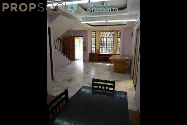 For Sale Terrace at BP1, Bandar Bukit Puchong Freehold Semi Furnished 4R/3B 888k